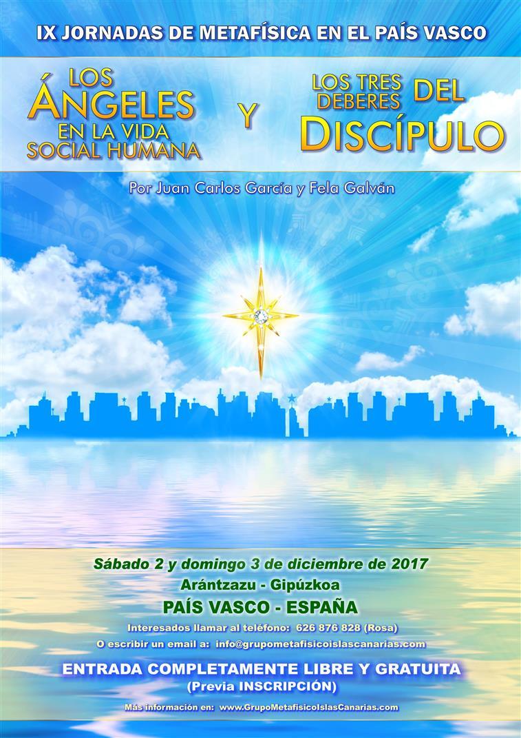 IX Jornadas de Metafísica en el Pais Vasco
