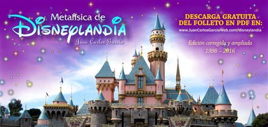 Metafísica de Disneylandia - Juan Carlos García